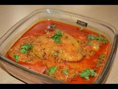 Fish Curry Dhaba Style Recipe By Chef Shaheen - YouTube