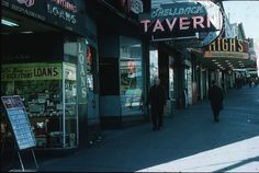 Shellback Tavern, 1972