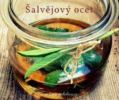 Jak nám šalvěj pomáhá? Korn, Vinegar, Pickles, Cucumber, Detox, Herbalism, Herbs, Plants, Gardening