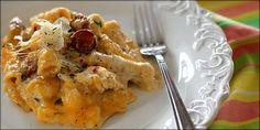 Rigatoni Chorizo & Chicken Al Forno  (Casserole)