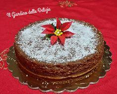 Cheesecake al cioccolato, più sta in frigo e più è buona, ottima in queste giornate che ci portano alle festività, anche da regalare come dolce presente
