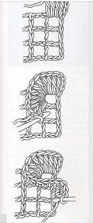 Quello che vedete è un fiocco nascita realizzato in lana.  La base utilizzata è un semplice cerchio in polistirolo, che potete reperire i...