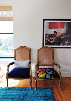 Inspiring Photographic Artwork from our House Tours