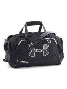 Under Armour UA Storm Undeniable II Small Duffel Bag, Available at #EssentialApparel