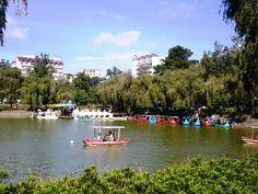 Burnham Park, Baguio City.