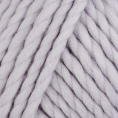 A super chunky yarn which is available in ten elegant pastel shades, this is 100% pure wool luxury. It is beautiful to work with and ideal for creating special pieces which you'll cherish and want to keep forever. The superior quality of this dense yarn speaks for itself.