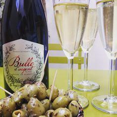 #bulle_argent #anjbordeaux The French Sparkling - Taste it, you will love it! www.anjbordeaux.com