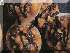 vcielkaisr-mojerecepty: Mandľovo orechovo karamelové hrudky Eggplant, Vegetables, Food, Essen, Eggplants, Vegetable Recipes, Meals, Yemek, Veggies