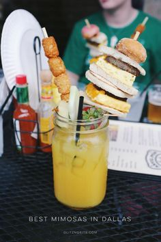 The Best Brunch Spots in Dallas for a good Mimosa | Here are a few favorite places for brunch in Dallas
