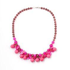 Gemstone Bib Necklaces from Pandahall.com