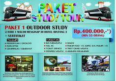 study tour bandung