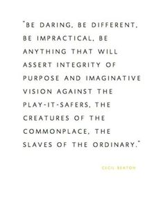 Celebrate uniqueness! #quotes #inspiration