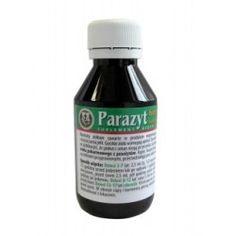 PARAZYT - Krople bezalkoholowe przeciw pasożytom 100 ml Spray Bottle, Healthy Tips, Beauty Hacks, The 100, Herbs, Techno, Personal Care, Men, Health