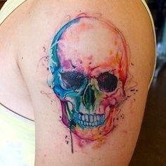 Skull Tattoos   Inked Magazine