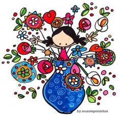 http://www.muxotepotolobat.com > propuesta que combina dibujos  y palabras  para  expresar un  mensaje optimista, alegre y que nos pinta otros mundos posibles