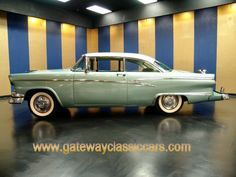 Old Car City USA | Classic Cars for Sale, F Makes