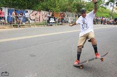 Marujo Gabriel Treze. #Skate #Skateboard #SailorSkateboard #SailorTeam #Longboard #40polegadas Foto por Bru Gusmão