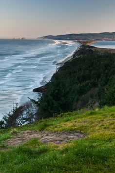Cape Lookout, Oregon..love the oregon coast, it has this still, untouched and beautiful quality about it!