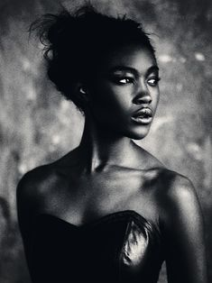 Stunning black beauty.