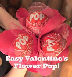 Easy Valentine's Flo