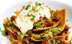 the raw chef | Raw nachos - boy, these are good!