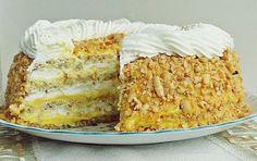 Vanilla Cake, Ice Cream, Mai, Desserts, Food, No Churn Ice Cream, Tailgate Desserts, Deserts, Icecream Craft