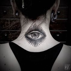 Noksi Tattoo - God I fucking love eyes