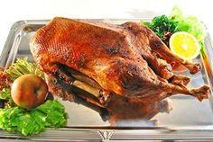 Roasted Duck / Gebratene Ente