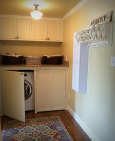 Laundry Room - traditional - laundry room - dallas - by Amy Hopkins Designs