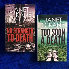 Crime Novels by Local Scottish Borders author