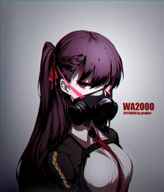"""WA2000"" 