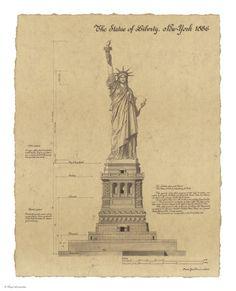Risultato della ricerca immagini di Google per http://cache2.allpostersimages.com/p/LRG/7/793/FTZI000Z/posters/poinsot-yves-statua-della-liberta-new-york.jpg