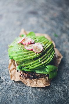Open Faced Sandwiches | Green...