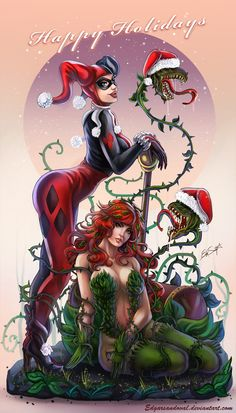 poison ivy bonks porn Nightwing