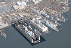 BAE Systems adding new pier, dry dock to San Diego shipyard