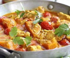 Best ever curry recipes