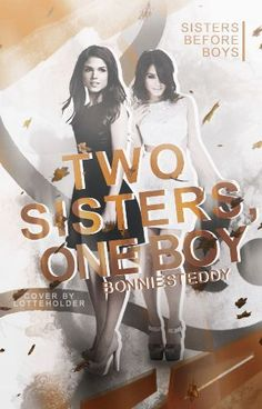 two sisters, one boy