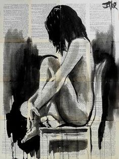 "Saatchi Art Artist Loui Jover; Drawing, ""peace"" #art"