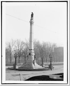 Confederate monument, Louisville, Ky