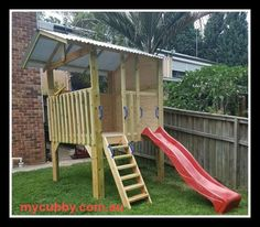 Everyone loves a fort, they're great for older kids too and come in a variety of sizes. #Mycubby #Cubby #Cubbies #fort #play