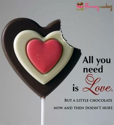 Love Quotes : QUOTATION – Image : Quotes Of the day – Description All you need is love. But a little chocolate now and then doesn`t hurt.~Charles M. Schulz Sharing is Power – Don't forget to share this quote ! Chocolate Quotes, Love Chocolate, Delicious Chocolate, Romance And Love, Romantic Love, Romantic Quotes, Best Love Quotes, Love Quotes For Him, Romantic Valentines Day Ideas