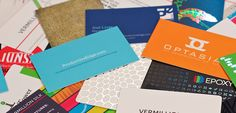 Technically, business cards escalate the standard, fame and status of your firm. These fancy cards tend to be the mandatory tools every successful company gives away to...