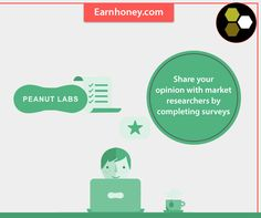 Peanut Lab offers the easiest way to share your opinion about brands and earn rewards. Sign up now