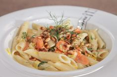 MΑΚΑΡΟΝΑΔΑ ΜΕ ΚΑΠΝΙΣΤΟ ΣΟΛΟΜΟ - Chef στον Αέρα