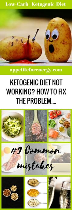 Is the Ketogenic Diet not working for you? Maybe you aren't losing weight or are feeling weak and tired. Read The Definitive Guide To Keto Mistakes. FOLLOW us for more how-to guides. PIN and CLICK through to read the guide! ketogenic diet mistakes | low-carb diet troubleshooting |keto diet not working | keto flu #ketoflu #lowcarbmistakes #lowcarbdietproblems #ketogenicdietfail via @appetitefornrg