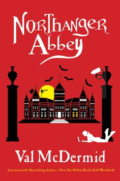 16 best new for springsummer 2014 images on pinterest books to northanger abbey by val mcdermid fandeluxe Gallery