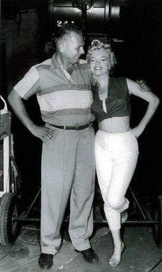 Jones Norma nackt Jean  Marilyn Monroe