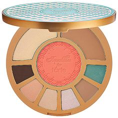 Mother's Day Gift Ideas: Tarte Aqualillies for Tarte Amazonian Clay Waterproof Eye And Cheek Palette  #sephora #mothersday