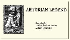 History of Art: Legends of King Arthur