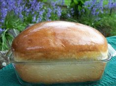 SUPER EASY Sweet Hawaiian Bread  Bread Machine Recipe